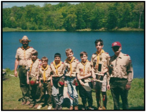 Troop 540 Boy Scouts